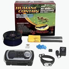 High Tech Pet Humane Contain Ultra System Dog Electric Fence Walmart Com Walmart Com