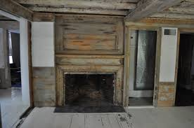fireplaces from historic new england