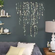 Hanging Vines Wall Decal Wayfair