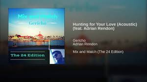 Hunting for Your Love (Acoustic) (feat. Adrian Rendon) - YouTube