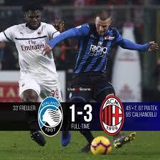 Atalanta 1-3 AC Milan Full Highlight Video – Serie Tim A 2019