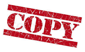 Copy Red Grunge Stamp | Stock Photo | Co #180036 - PNG Images - PNGio