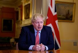 TELENORD - Il premier britannico Boris Johnson positivo al covid ...