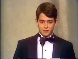 Matthew Broderick wins 1983 Tony Award for Best Featured Actor in ...