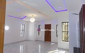5 bedroom fully detached duplex with bq