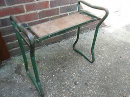 garden patio kneeler stool heavy duty