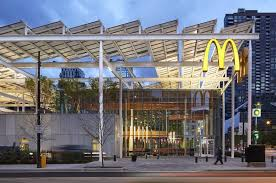 mcdonald s chicago flagship ross