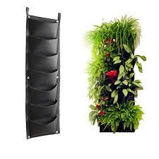 garden planter wall mounted plant