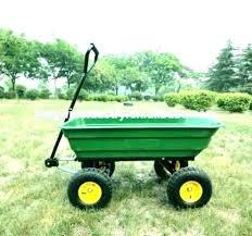 yard cart wheels garden replacement