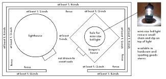 free garden lighthouse plans pdf