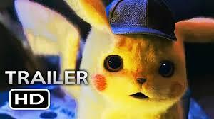 POKEMON DETECTIVE PIKACHU Official Trailer (2019) Ryan Reynolds Live-Action Pokémon  Movie HD - YouTube