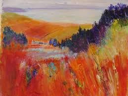 Letitia Smith Burnett - Scottish Landscape Artist www ...