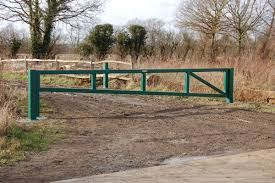 Swing Gate Barriers Alexandra Security Limited