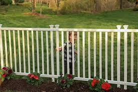 30 X 56 4 X Pack Of 2 White Zippity Outdoor Products Zp19001 Madison Vinyl Picket Fence Outdoor Decor Decorative Fences
