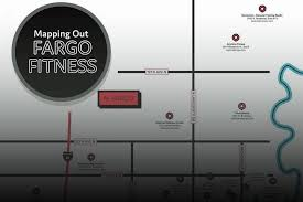mapping out fargo fitness fargo monthly