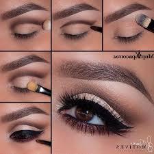 smoky eyeshadow makeup ideas
