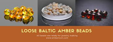 loose amber beads loose bead
