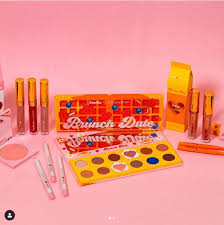 colourpop breakfast collection new