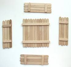 104 Days Of Summer Vacation Popsicle Stick House Popsicle Stick Houses Popsicle Sticks Popsicle Crafts