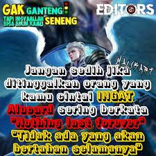 myblogforyou quotes gamer mobile legends