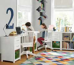 Everett Modular Corner Kids Desk Pottery Barn Kids