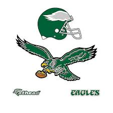 Fathead Nfl Philadelphia Eagles Classic Logo Large Wall Decal Bed Bath Beyond