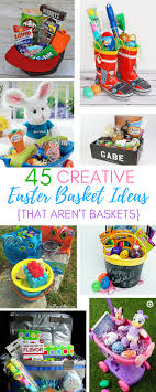 45 creative easter basket ideas that