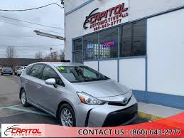 used silver cars manchester ct