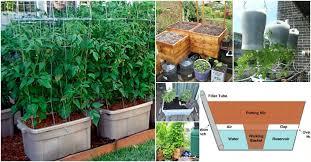 15 diy self watering planters that make