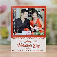 cute valentine personalized card