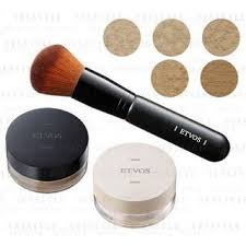 etvos mineral foundation starter kit 1g