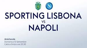 Sporting Napoli in Live e in HD ! - YouTube