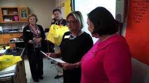 SuperStar Teacher Cathy West - YouTube