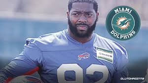 Dolphins news: Miami signs defensive lineman Adolphus Washington