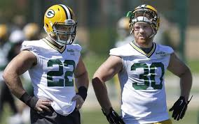 Packers keep veteran fullback John Kuhn, rookie fullback Aaron ...