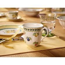 french garden fleurence mug à café