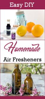 4 terrific diy air fresheners aromatic