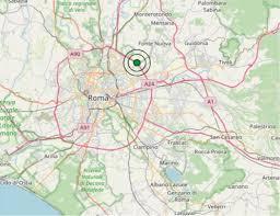 Terremoto nel Lazio oggi, 11 maggio 2020, scossa M 3.3 avvertita a ...