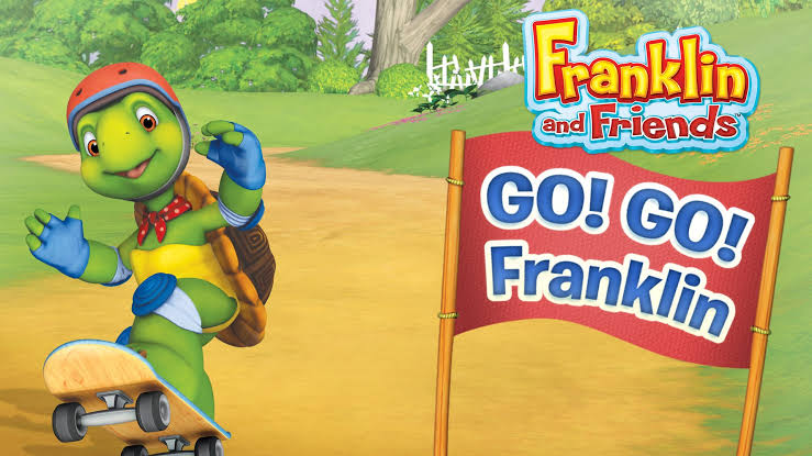 Franklin - 90s Cartoons