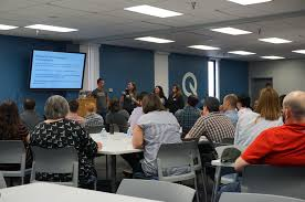 """QDivision Sponsors STLX User ExperienceWorkshop   QDivision: Technology and  Innovation at UniGroup """"Discovering Possibilities and Delivering Solutions""""  for the Transportation and Moving Industries!"""