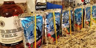capri sun flavors from childhood