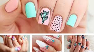60 catchy summer nail designs for fun