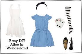 alice in wonderland costume book week