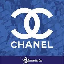 Chanel Decal Vinyl Sticker Eccentric Mall