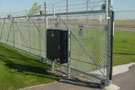 Automatic Gate Automatic Chain Link Gate