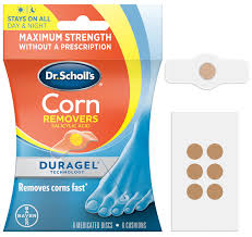 dr scholl s corn removers with duragel