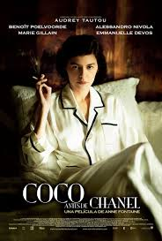 Audrey Tatou - Coco Avant Chanel --> a movie of one of my favorite ...