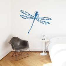 Dragonfly Wall Decal Wall Stickers Online Wallums