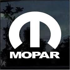 Mopar Truck Decal Sticker Custom Sticker Shop