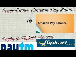 amazon pay balance to your paytm